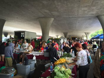 Under the Freeway Farmers Market